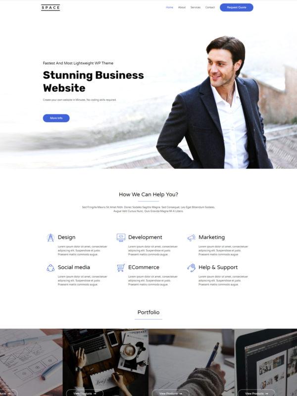 Business Website Building
