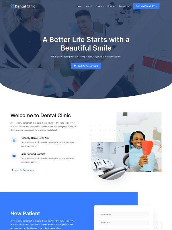 Dental Clinic 1