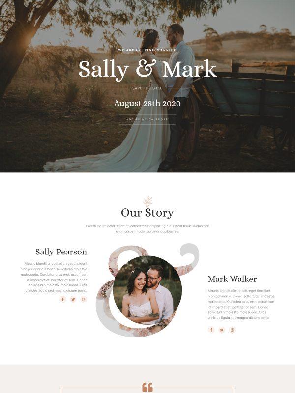 Sally & Mark